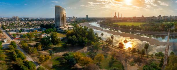 Seyhan River in Adana, Turkey:スマホ壁紙(壁紙.com)