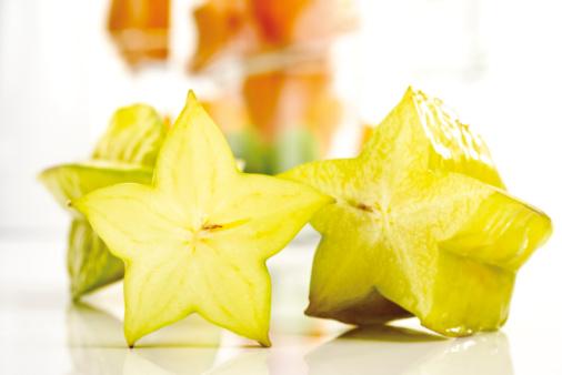 Starfruit「Sliced star fruit」:スマホ壁紙(9)