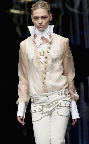 Dolce & Gabbana show「Milan Fashion Week - Autumn/Winter - Day 6」:写真・画像(3)[壁紙.com]