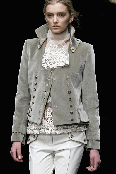 Dolce & Gabbana show「Milan Fashion Week - Autumn/Winter - Day 6」:写真・画像(10)[壁紙.com]