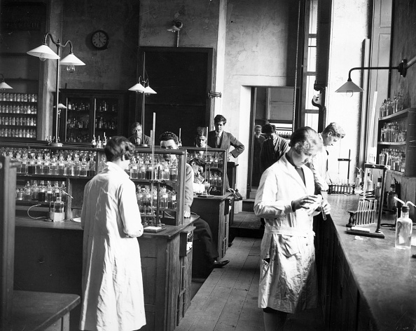 Chemical「King's College Lab」:写真・画像(11)[壁紙.com]
