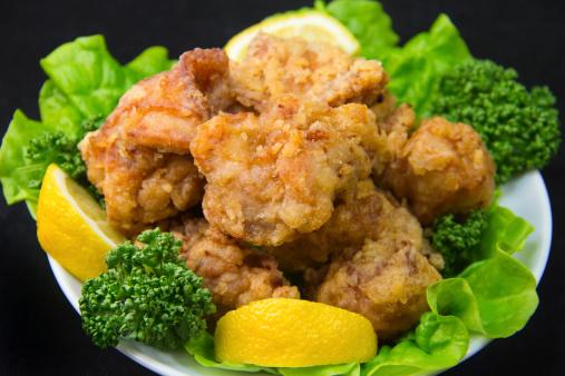Chicken Meat「Karaage」:スマホ壁紙(7)