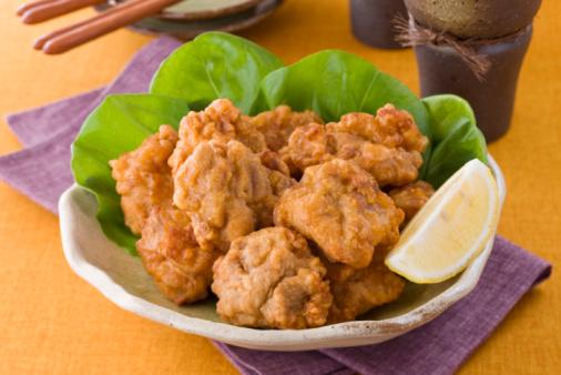 Chicken Meat「Karaage」:スマホ壁紙(1)