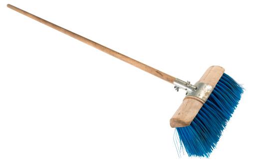 Sweeping「yard brush, cut out」:スマホ壁紙(15)