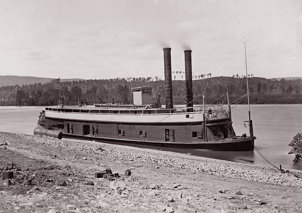 Passenger Craft「General Grant At Kingston Gap」:写真・画像(6)[壁紙.com]