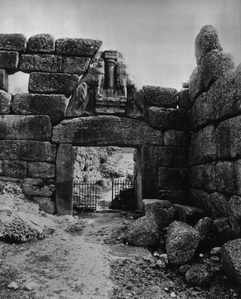Architectural Feature「The Lion Gate」:写真・画像(11)[壁紙.com]