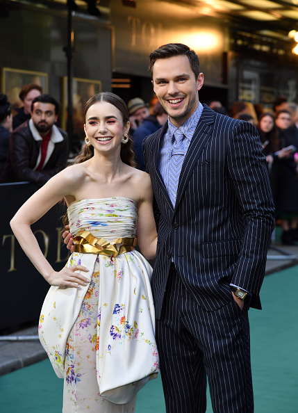 "Eyeshadow「""Tolkien"" UK Premiere - Red Carpet Arrivals」:写真・画像(6)[壁紙.com]"