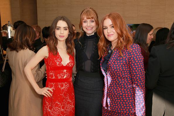 Rich Fury「The Hollywood Reporter's 2017 Women In Entertainment Breakfast - Inside」:写真・画像(17)[壁紙.com]