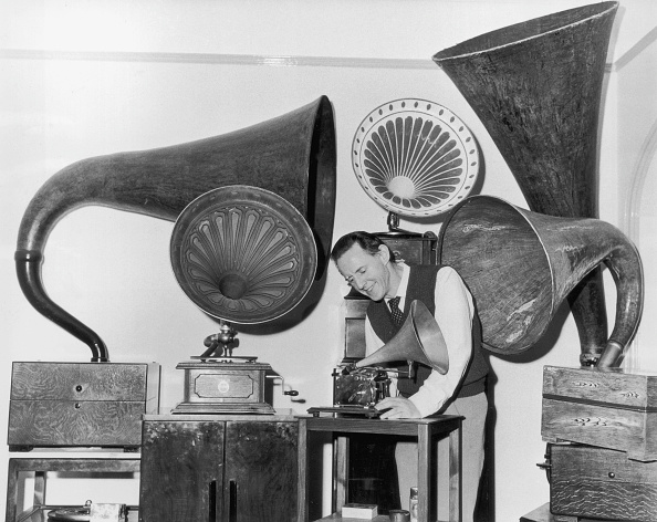 Gramophone「Music Lover」:写真・画像(2)[壁紙.com]