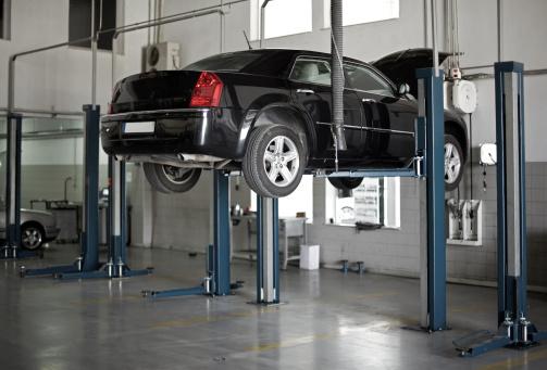 Garage「auto mechanic」:スマホ壁紙(5)