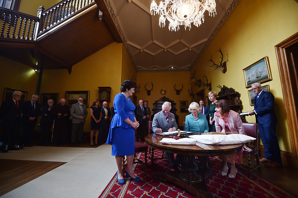 ヒューマンインタレスト「Prince Of Wales And Duchess Of Cornwall Visit Ireland and Northern Ireland」:写真・画像(7)[壁紙.com]
