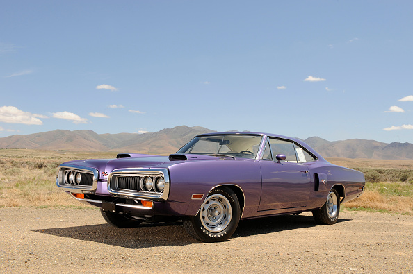 Vintage Car「Dodge Coronet Hemi RT 1970」:写真・画像(7)[壁紙.com]