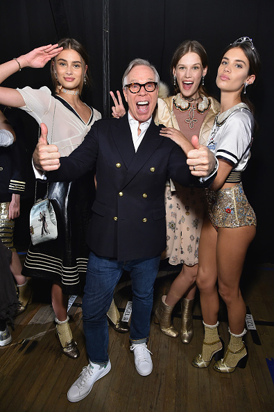 Tommy Hilfiger - Designer Label「Tommy Hilfiger Women's - Backstage - Fall 2016 New York Fashion Week: The Shows」:写真・画像(10)[壁紙.com]