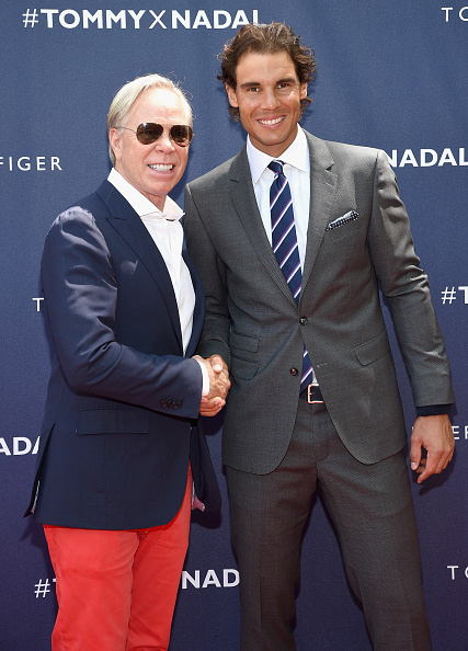 Global「Tommy Hilfiger And Rafael Nadal Launch Global Brand Ambassadorship」:写真・画像(3)[壁紙.com]