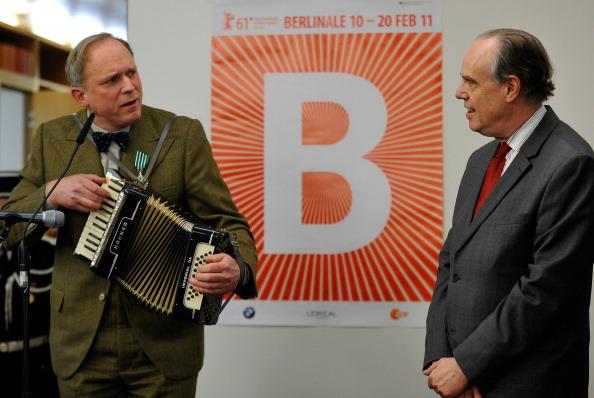 Accordion - Instrument「61st Berlin Film Festival - French Reception」:写真・画像(17)[壁紙.com]