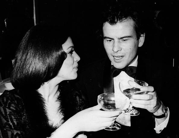 Celebratory Toast「Hannelore Elsner And Horst Buchholtz」:写真・画像(11)[壁紙.com]