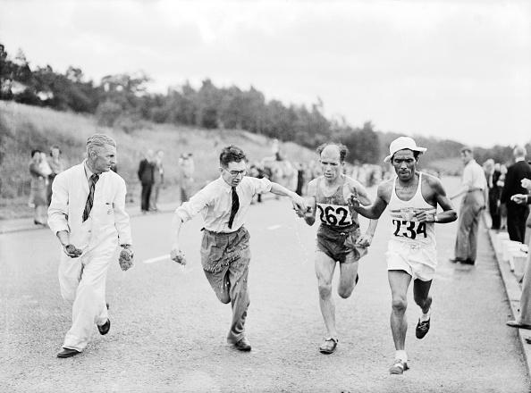 Men's Track「Marathon Runners」:写真・画像(14)[壁紙.com]