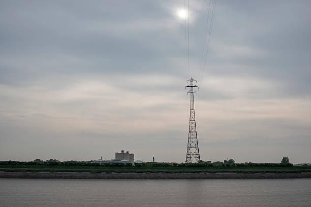 Estuary of Great Ouse:スマホ壁紙(壁紙.com)