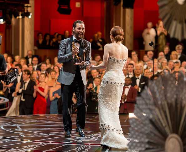 アカデミー賞「87th Annual Academy Awards - Backstage And Audience」:写真・画像(10)[壁紙.com]