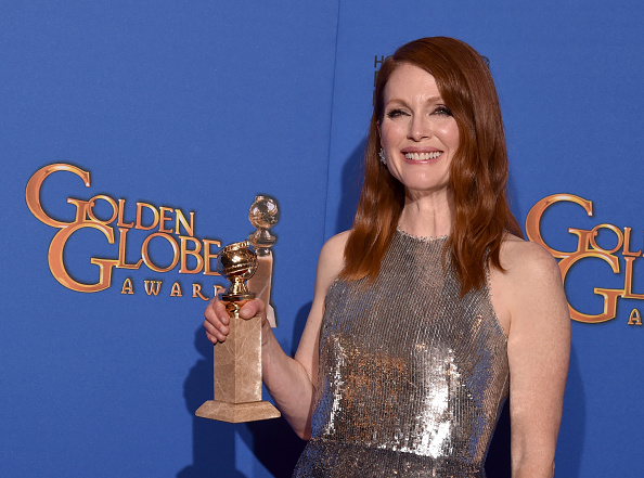 The Beverly Hilton Hotel「72nd Annual Golden Globe Awards - Press Room」:写真・画像(18)[壁紙.com]