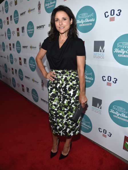 Blouse「HollyShorts 10th Anniversary Opening Night Gala - Red Carpet」:写真・画像(15)[壁紙.com]