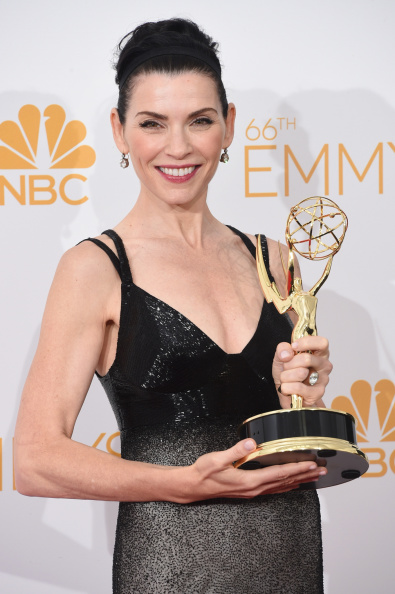 Embroidery「66th Annual Primetime Emmy Awards - Press Room」:写真・画像(3)[壁紙.com]