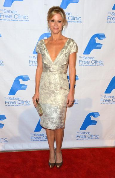 Metallic Shoe「The Saban Free Clinic's Gala - Red Carpet」:写真・画像(12)[壁紙.com]