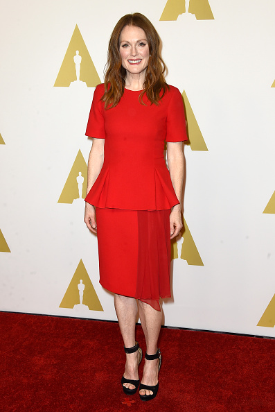 Peplum「87th Annual Academy Awards Nominee Luncheon - Arrivals」:写真・画像(0)[壁紙.com]