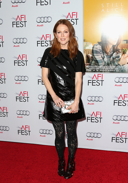 """Louis Vuitton Purse「AFI FEST 2014 Presented By Audi Special Screening Of """"Still Alice"""" - Arrivals」:写真・画像(3)[壁紙.com]"""