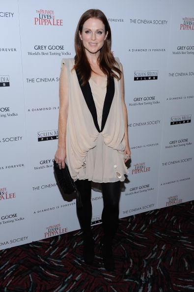 """Ruched「The Cinema Society Hosts The Screening Of """"The Private Lives Of Pippa Lee""""」:写真・画像(4)[壁紙.com]"""