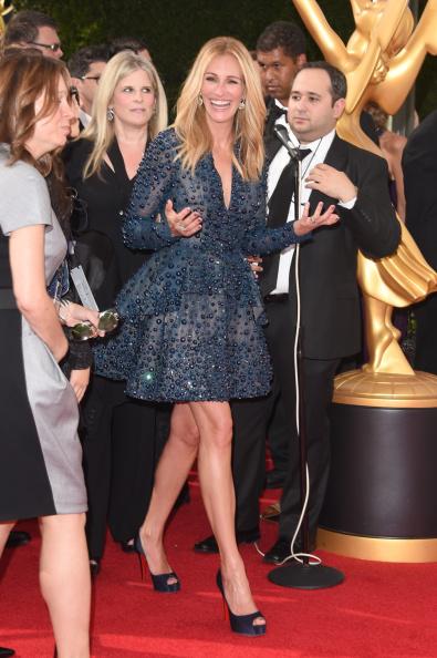 Elie Saab - Designer Label「66th Annual Primetime Emmy Awards - Arrivals」:写真・画像(13)[壁紙.com]