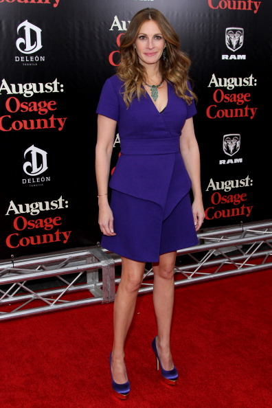 Purple Shoe「Premiere Of AUGUST: OSAGE COUNTY Presented By The Weinstein Company With DeLeon Tequila - Arrivals」:写真・画像(9)[壁紙.com]