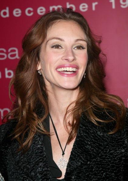 """Laughing「""""Mona Lisa Smile"""" World Premiere In New York」:写真・画像(0)[壁紙.com]"""