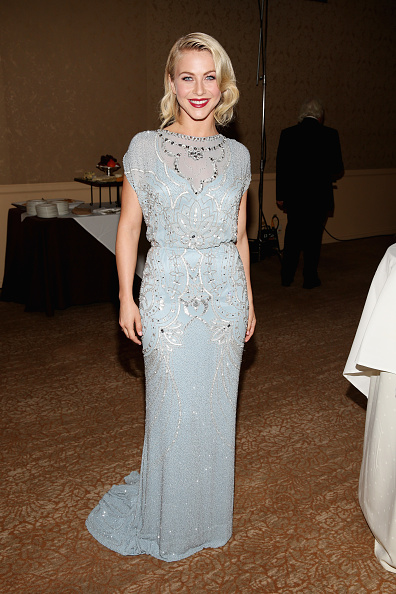 Sleeved Dress「26th Anniversary Carousel Of Hope Ball - Presented By Mercedes-Benz - VIP Reception」:写真・画像(14)[壁紙.com]