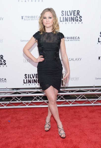 "Cap Sleeve「Tribeca Teaches Benefit: ""Silver Linings Playbook"" Premiere - Arrivals」:写真・画像(9)[壁紙.com]"