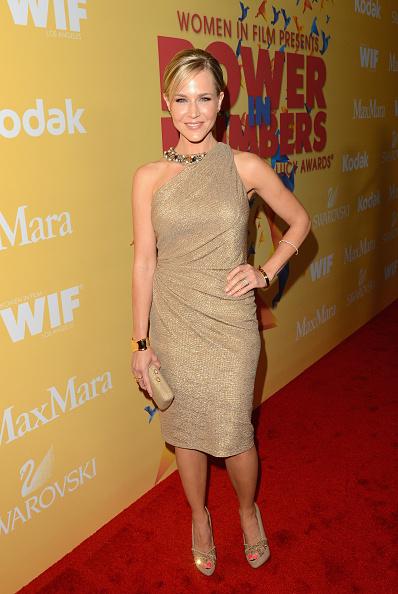Metallic Shoe「2012 Women In Film Crystal + Lucy Awards - Red Carpet」:写真・画像(6)[壁紙.com]