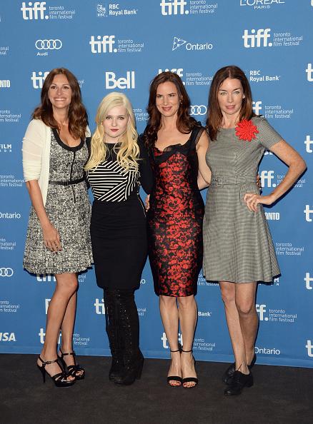 アビゲイル ブレスリン「'August: Osage County' Press Conference - 2013 Toronto International Film Festival」:写真・画像(13)[壁紙.com]