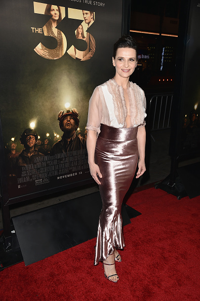 """Mann Theaters「AFI FEST 2015 Presented By Audi Centerpiece Gala Premiere Of Alcon Entertainment's """"The 33"""" - Red Carpet」:写真・画像(2)[壁紙.com]"""
