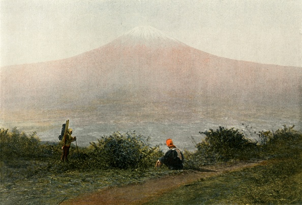 Volcanic Landscape「Le Fousi-Yama」:写真・画像(13)[壁紙.com]