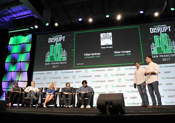 Event「TechCrunch Disrupt SF 2017 - Day 1」:写真・画像(9)[壁紙.com]