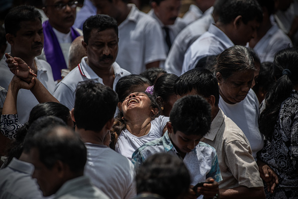 Negombo「Multiple Explosions Hit Sri Lanka On Easter Sunday」:写真・画像(17)[壁紙.com]