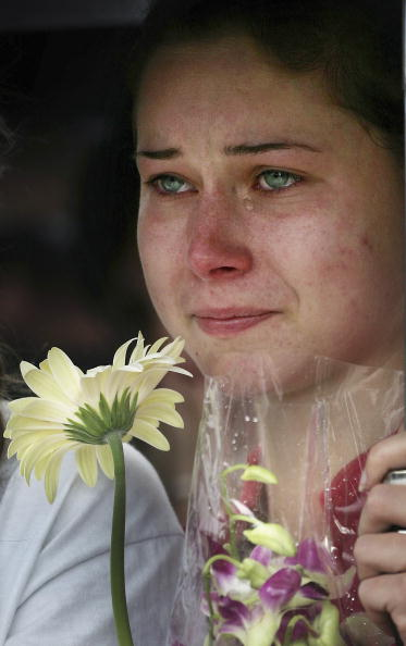Teardrop「Memorial In Sydney Marks Anniversary Of The 2002 Kuta Bombings」:写真・画像(10)[壁紙.com]