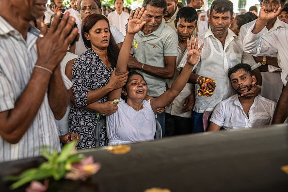 Negombo「Multiple Explosions Hit Sri Lanka On Easter Sunday」:写真・画像(11)[壁紙.com]
