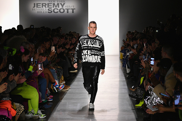 Spring Studios - New York「Jeremy Scott - Runway - February 2019 - New York Fashion Week: The Shows」:写真・画像(17)[壁紙.com]