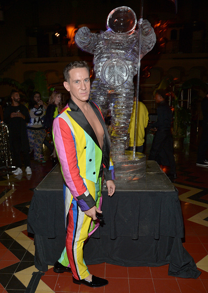 Multi Colored Coat「Jeremy Scott And adidas Originals VMA's After Party - Spirits Sponsored By Svedka Vodka」:写真・画像(12)[壁紙.com]