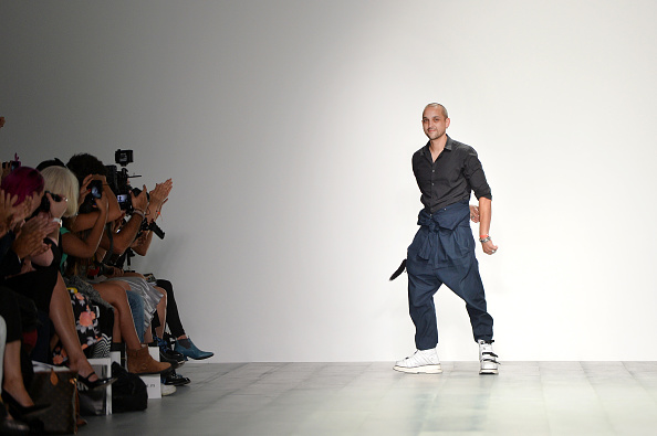 London Fashion Week「Jean-Pierre Braganza: Runway - London Fashion Week SS15」:写真・画像(13)[壁紙.com]
