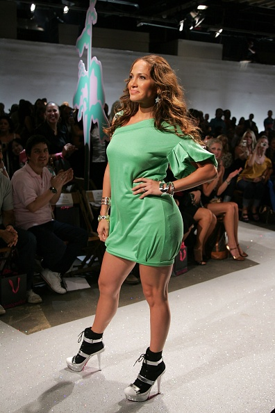 Green Color「Justsweet - Runway - MBFW Spring 08」:写真・画像(0)[壁紙.com]