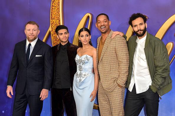 "Aladdin - 2019 Film「""Aladdin"" European Gala - Red Carpet Arrivals」:写真・画像(1)[壁紙.com]"