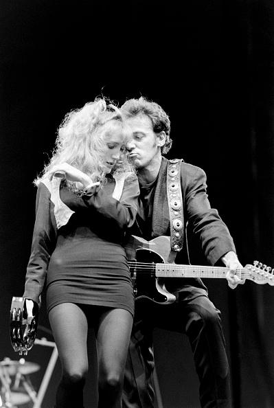 1988「Patti Scialfa And Bruce Springsteen」:写真・画像(7)[壁紙.com]