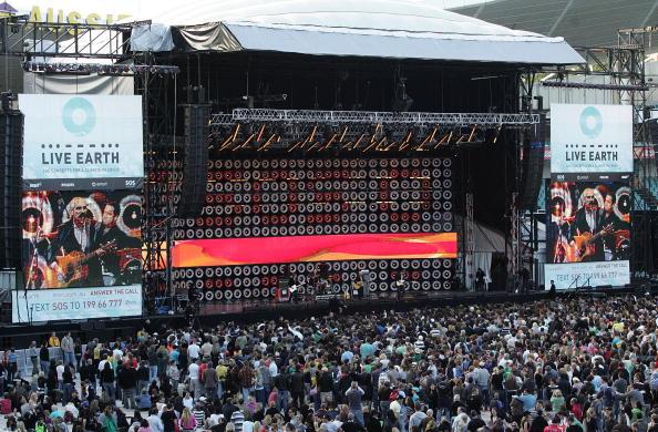 Kelly public「Live Earth Sydney - Stage」:写真・画像(12)[壁紙.com]